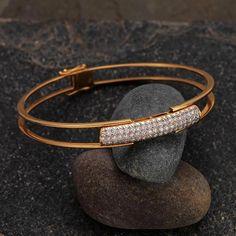 Black Titanium Bracelet Q Ray Inches – Finest Jewelry Sapphire Bracelet, Diamond Bracelets, Gold Bangles, Jewelry Bracelets, Diamond Jewellery, Diamond Rings, Antique Jewellery, Silver Bracelets, Gold Earrings