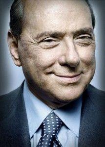 Berlusconi, por Platon Antoniou