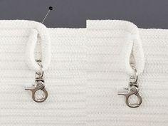 DIY tutorial: Sew a Rope Basket Bag via DaWanda.com