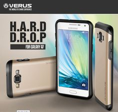 VERUS HARD DROP PROTECTIVE CASE FOR GALAXY A7. $27.99