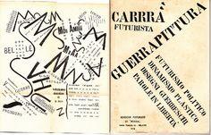 Futurism books