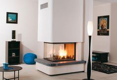 Our Axis Contemporary Inbuilt Fireplace series and Inbuilt Wood Heater series are true statement piece that retains heat long after the fire has dissipated