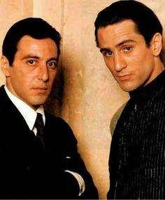 Al Pacino & Robert DeNiro