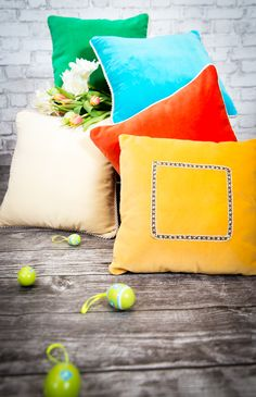 Easter pillows all available here http://sklep.colorforhome.pl/