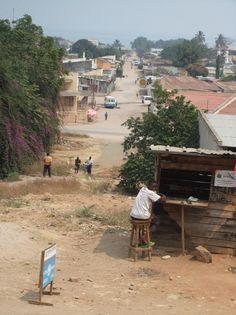 A 'Hindustani' neighborhood in Bujumbura   Burundi