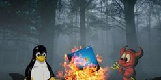 Funny Linux Wallpapers