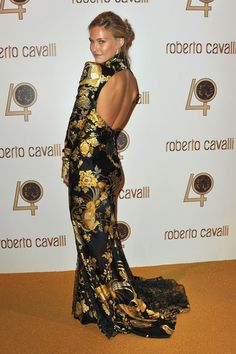 Nadege attends the Roberto Cavalli party at Les Beaux-Arts de Paris as part of the Paris Fashion Week Ready To Wear S/S 2011 on September 29, 2010 in Paris, France.