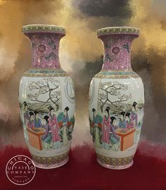 W Fine Porcelain China Diane Japan Porcelain Jewelry, Fine Porcelain, Porcelain Ceramics, Ceramic Vase, Porcelain Tiles, Painted Porcelain, Traditional Vases, Oriental Decor, Chinese Ceramics