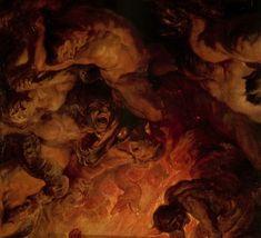 Peter Paul Rubens, The Day of Judgement