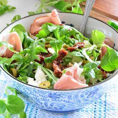 Pierogi, Mozzarella, Potato Salad, Salsa, Potatoes, Ethnic Recipes, Food, Potato, Essen