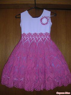 Наше платье на выпуск из д/с