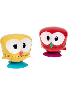 Owl Kitchen Timers  want this sooo bad!!!