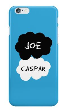 Our Jaspar Phone Case - A Fault in Our Stars Inspired is available online now for just £ 5.99.    Fan of British YouTubers Joe & Caspar? You'll love this Jaspar phone case, inspired by A Fault in Our Stars.    Material: Plastic, Production Method: Printed, Authenticity: Unofficial, Weight: 28g, Thickness: 12mm, Colour Sides: Clear, Compatible With: iPhone 4/4s | iPhone 5/5s/SE | iPhone 5c | iPhone 6/6s | iPhone 7 | iPod 4th/5th Generation | Galaxy S4 | Galaxy S5 | Galaxy S6 | Galaxy S6 Edge