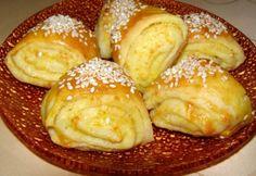 Butter Roll Recipe, Bread Dough Recipe, No Salt Recipes, Baking Recipes, Croation Recipes, Georgian Food, Salty Snacks, Hungarian Recipes, Bread And Pastries