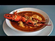 Navidad Dukan: Zarzuela de pescado y marisco (Dukan Crucero) / Dukan Diet Shellfish Stew Blood Type Diet, Soup And Sandwich, Savoury Dishes, Fish Recipes, Deli, Thai Red Curry, Tapas, Food To Make, Seafood