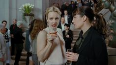 "Rachel McAdams and Noomi Rapace in a scene from the trailer for Brian De Palma's ""Passion,"" a remake of a French erotic thriller. See the trailer here:   http://www.deadline.com/2013/07/passion-trailer-brian-de-palma-rachel-mcadams-noomi-rapace/"