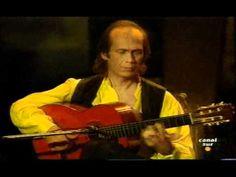 Paco de lucia - Tangos Flamenco - YouTube