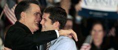 Mitt Romney's Sons Five Brothers | candidate former Massachusetts Gov. Mitt Romney, left, embraces son ...