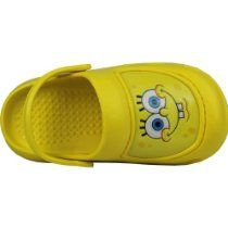 426ba6fbd0fa Spongebob Squarepants Yellow Toddler Boys Clogs Shoes 5 6-9 10 Clogs Shoes