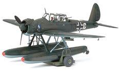 Tamiya 37006 Arado Ar196A