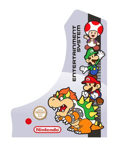 Mini Arcade Machine, Arcade Bartop, Diy Arcade Cabinet, Mario Video Game, Raspberry Pi Projects, Original Nintendo, Retro Arcade, Mk Bags, Home Brewing