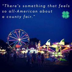Plot: One part of the plot is how they take Wilbur, Charlotte, and Templeton to the county fair. Charlotte weaves words into her web about Wilbur and wins a prize. Fair Quotes, Time Quotes, Country Strong, Country Life, County Fair Birthday, 4 H Club, Insta Bio, Animal Science, Instagram Quotes