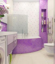 Ванная в ЖК Park House. Ванная