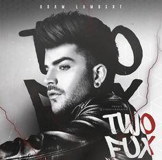 Adam Lambert #TwoFux #FanArt Cr : @creativesharka