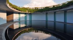That Children's Hospital project reminds me of the Benesse House Museum on Naoshima, which of course, I only know from The Third and the Seventh.