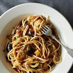 Spicy Eggplant Pasta Recipe on Food52 recipe on Food52