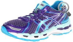 ASICS Women's Gel-Kayano 19 Running Shoe #ASICS #Womens #Gel-Kayano #Running #Shoe