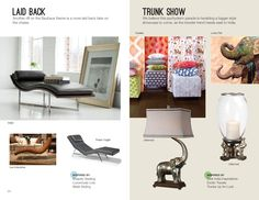 Trends: Laid Back & Trunk Show #hpmkt