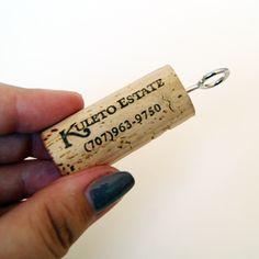 cork keychain tutorial