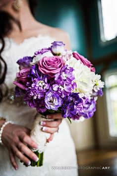 Lisianthus, Stock, Hydrangea, Roses | Flowers by Tami McAllister