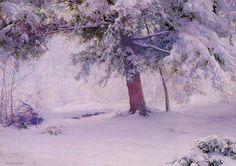 Walter Launt Palmer (American painter, 1854-1932 - Cerca amb Google