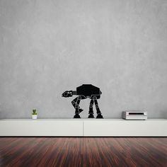 Imperial Walker AT-AT Vinyl Wall Art Decal