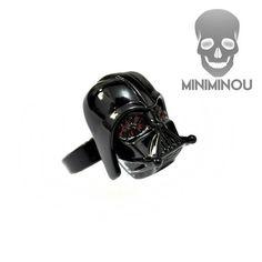Anel Darth Vader | Darth Vader Ring #starwars