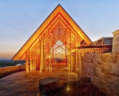 Chapel at Rio Roca Ranch,© Walter Jennings
