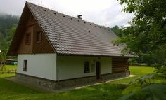 Fotogalerie realizovaných roubených staveb - roubenkyroubal.cz Studios, Shed, Outdoor Structures, Pictures, Barns, Sheds