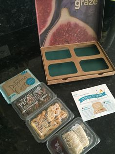 Graze Box Review: I'm still hungry!  – THE MAMA IN BLACK