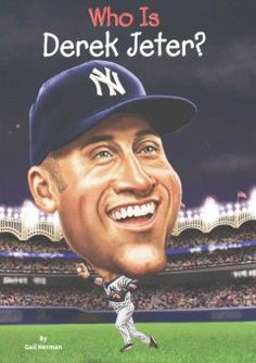 Highlights the life and accomplishments of the shortstop and captain of the New York Yankees.