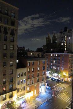 Night in #nyc #uws