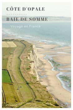 La côte d'Opale et la baie de Somme - Partez au nord! :) Des paysages superbes face au canal de la Manche avec une côtte découpée et des randonnées magnifiques à  découvrir. Un gros coup de coeur pour cette région et ses paysages #france #pasdecalais #baied