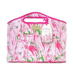 Lilly Pulitzer Beverage Bucket Pink Colony Pink *** You can find out more details at the link of the image.