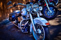 Harley Davidson - Heritage Softail - Fine Art Prints by David Patterson #cycles #motorcycles #Harleys