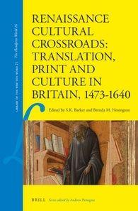 Renaissance Cultural Crossroads   Brill