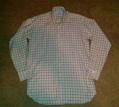 Charles Tyrwhitt Striped Dress Shirt Size 15.5 #CharlesTyrwhitt