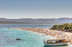 🇭🇷The Golden Horn, a.k.a Zlatni Rat.  One of the most unique and amazing beaches I've seen! . #travel #traveling #vacation #instatravel #instago #trip #holiday #photooftheday #instapassport #instatraveling #mytravelgram #travelgram #wanderlust #travelphotography #photography #follow #picoftheday #bestoftheday #photo #pic #picture #all_shots #croatia #bol #zlatnirat #goldenhorn #goldencape #pebblebeach #brač #brac #montereylocals #pebblebeachlocals - posted by Travel Photographer…