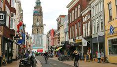 Oosterstraat in Groningen.