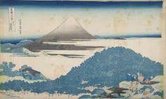 Hokusai - Mont Fuji.